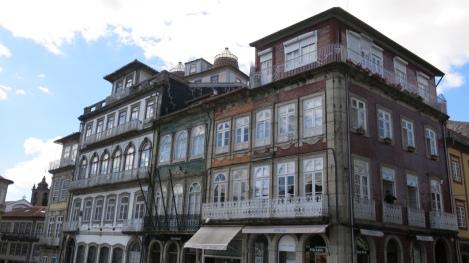 Casarios de Guimarães