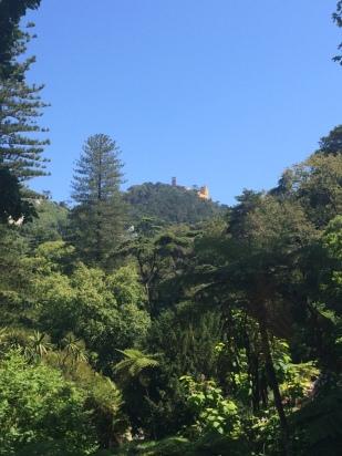Vista de Sintra