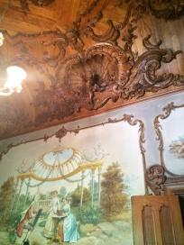 Detalhe do Palácio