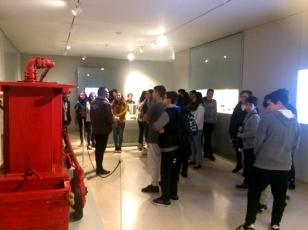 Visita educativa ao museu